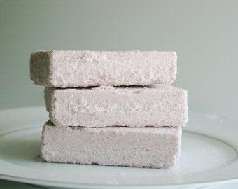 Summer Garden Sea Salt Soap Bar - Luxury Essential Oil Sea Salt Soap Bar