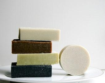 Take Care of My Man Soap Set -  Mens Gift - Natural Soaps for Men