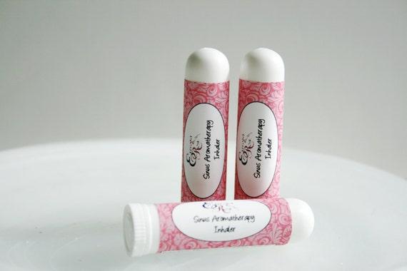 Aromatherapy Inhaler -  Natural Inhaler