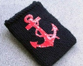5 Dollar Sale - Red Anchor Ipod Case