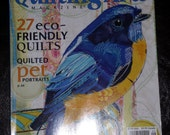 QUILTING ARTS MAGAZINE AUGUST-SEPTEMBER 2008 ISSUE 34