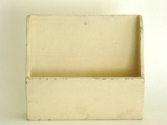 Wood Letter Box