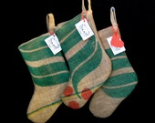 Brazil Coffee Stockings set of 3