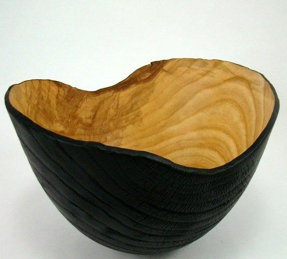 Blackened Ash Bowl II(reserved for RoweDesigns)