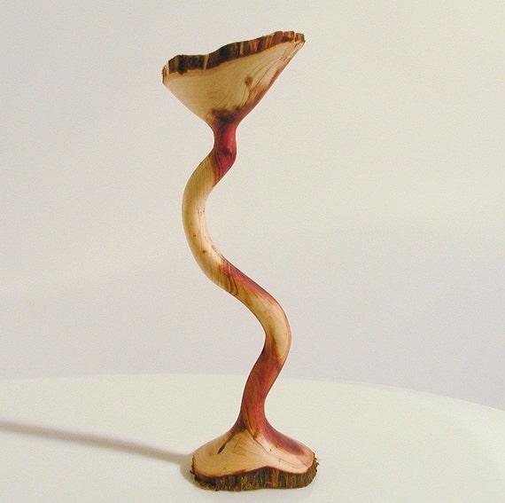 Far Out Red Cedar Goblet