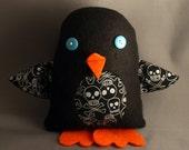 Emo McCrow Plush Bird