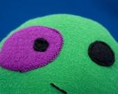 Jeff the Black-Eyed Pea