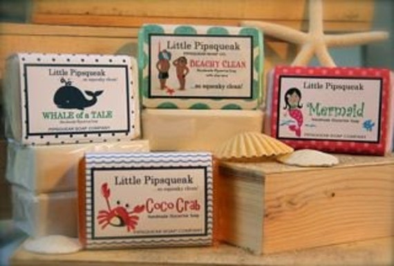 Little Pipsqueak Collection...pick your scent