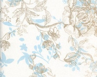 Very Rare 1 Yard Annette Tatum House Collection Lisette Color Cloud