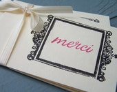 Set of 4 Gallery Thank You Cards
