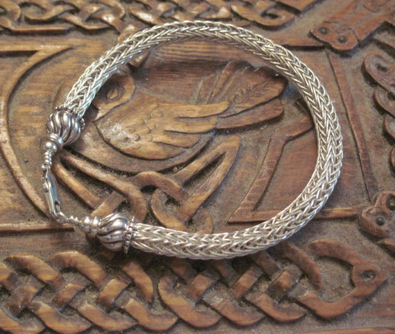 Viking Knit Bracelet by DoLoBo