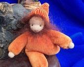 FlaxLavender Gnome