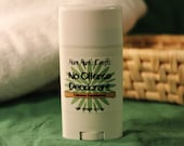 Deodorant - Oakmoss Sandalwood - No Offense Deodorant by Mum Mum's Crafts - Awesome for Guys and Ladies