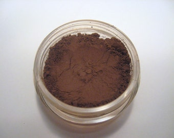 Mineral Eyeshadow - Fudge - Eye Shadow and Liner - Velvet Collection Matte