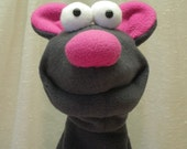 Milo Mouse - Hand Puppet (Moving Mouth)