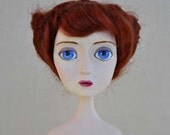 RESERVED Olivia Art Doll