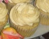 Organic Gluten Free Lemon Cupcake Mix