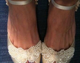 Wedding Shoe Decor