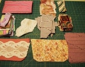 Fabric Scraps RESERVED for aoisart