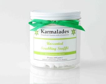24 oz. Unscented Scrubbing Souffle