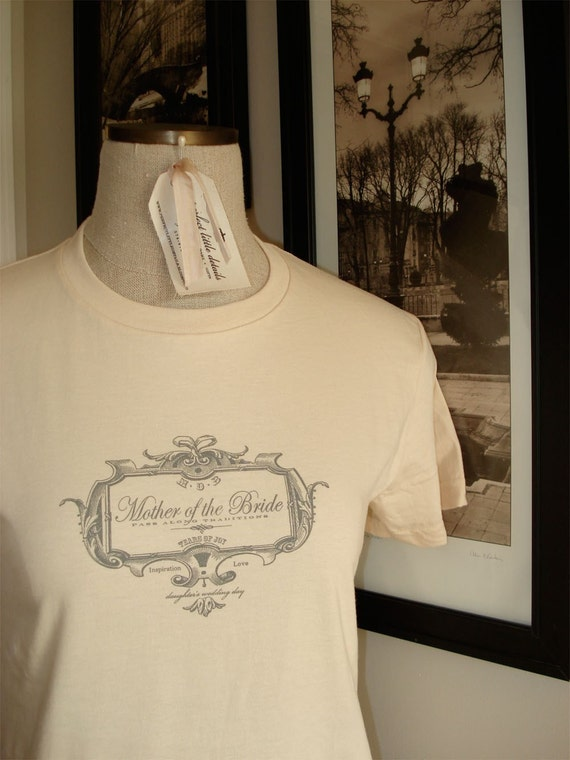 SALE-Mother of the Bride Shirt-Size X-LARGE