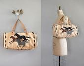 southwest bag / navajo / Wild Horses Duffel