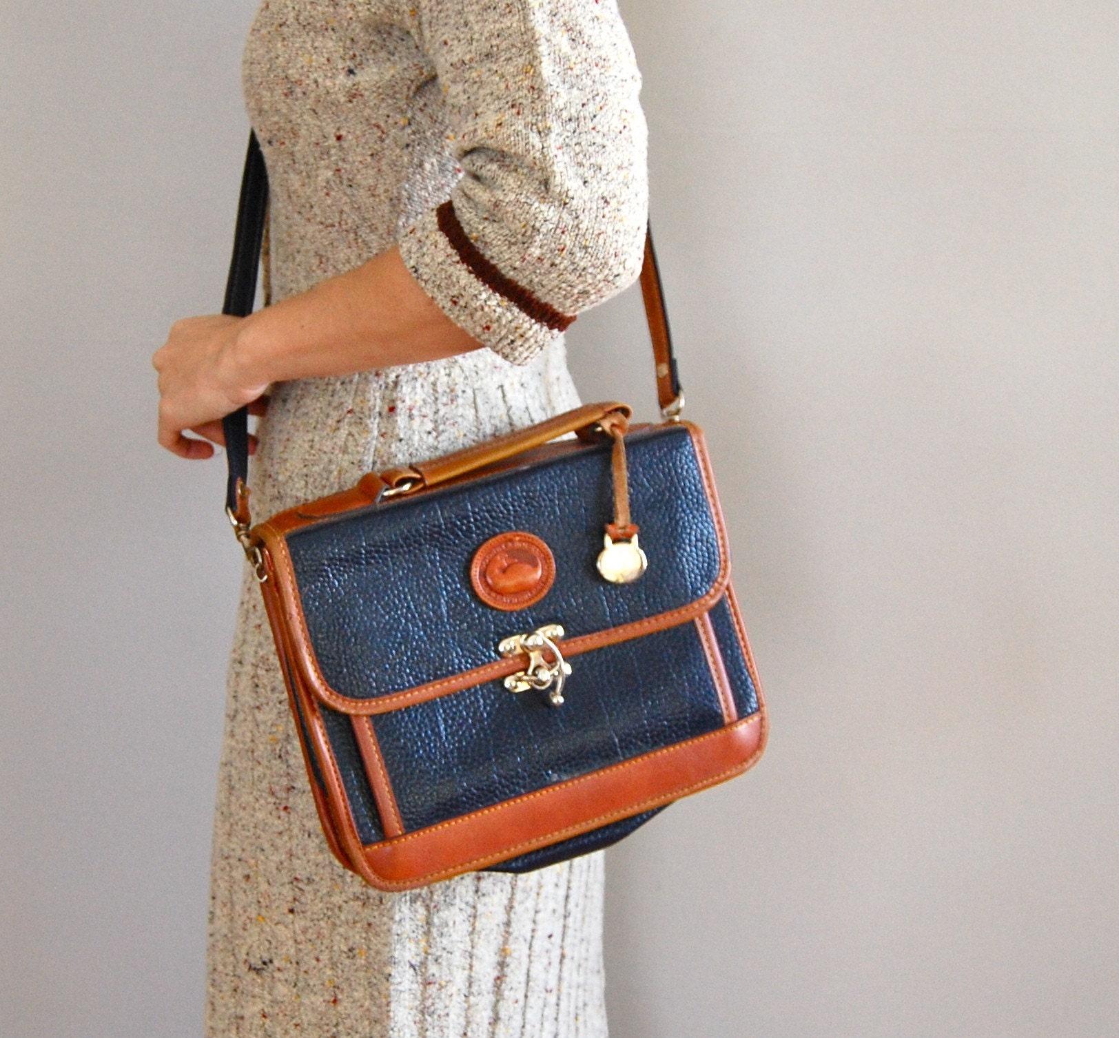 Dooney y bolsos vintage bourke