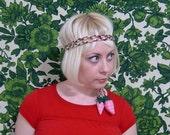 Strawberry Wrap Headband / Necklace v.1