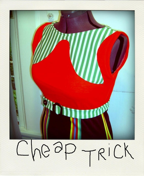 Cheap Trick Dress - RESERVED for jujuvic