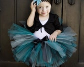 Custom Order for E. Williams - Size 3T Black Tutu