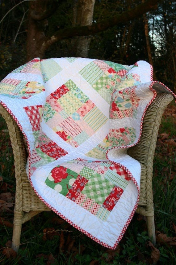 Swell Quilt Disappearing 9 Patch