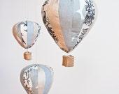 Hot Air Balloon - Trio