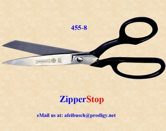 8 inch Dressmaker Scissors , Mundial Red Dot Brand, Signature Series , Lifetime Guarantee