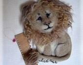 Old Lion number 2 (custom order)