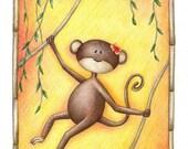 Jungle Babies - Maya the Monkey