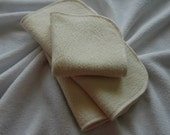 ORGANIC SHERPA Cloth Wipes - SET OF 3
