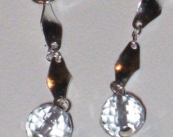 Twisted Dew Drops Earrings