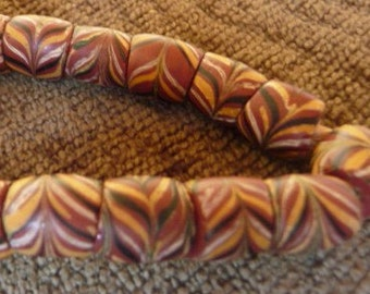 AFRICAN FeaTHer Trade BEADS
