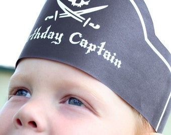 Pirate Birthday PRINTABLE Party Collection - WE CUSTOMIZE