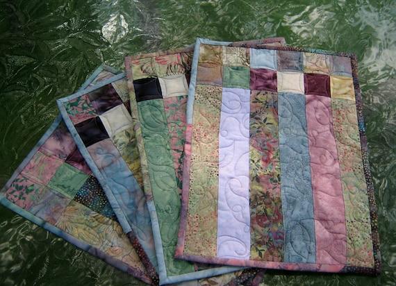 Batik Placemats, Bali Pops