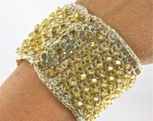 Sparkly Cuff Bracelet