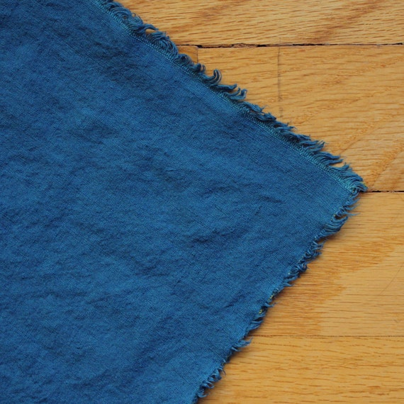 Hemp Fabric Organic Cotton BLUEJAY Light weight
