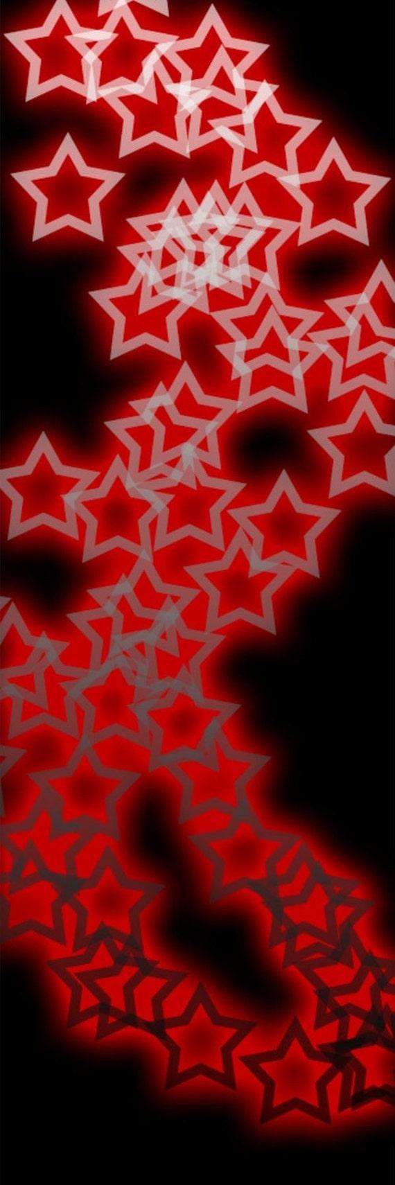Glowing Stars Bookmark PIF