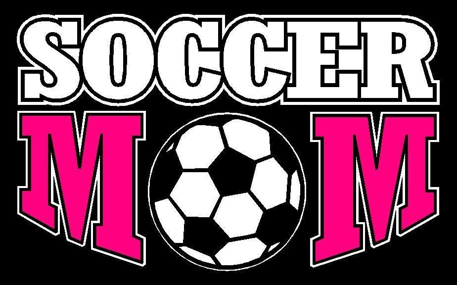 Soccer Mom Car Decal Sticker Custom Made - Custom made car decals