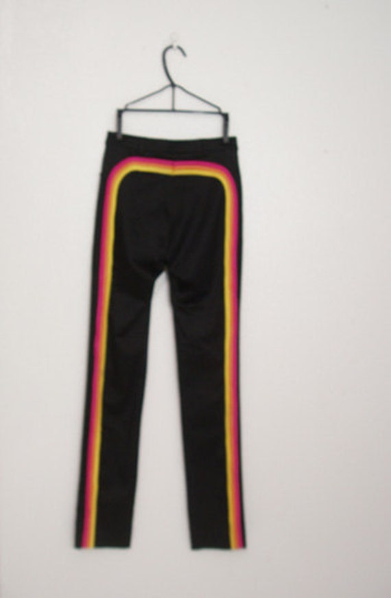 Vintage Moschino Cheap and Chic straight leg pants