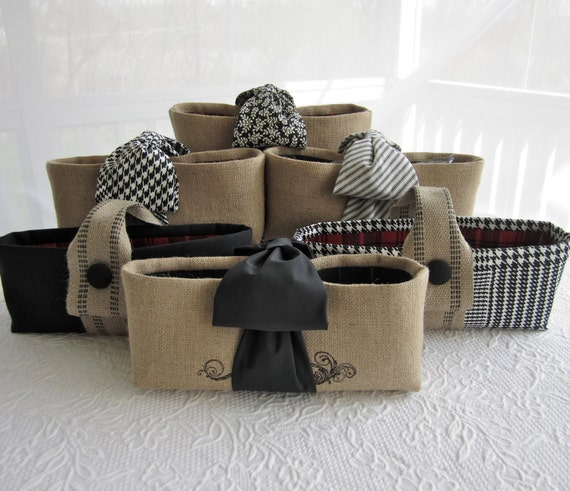 Bridesmaids Bundle of Padded Wine Totes - Set of 7 for Hoffmich's Ladies