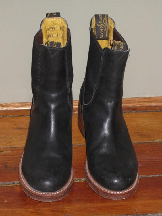items similar to vintage mexico mexican cowboy boots
