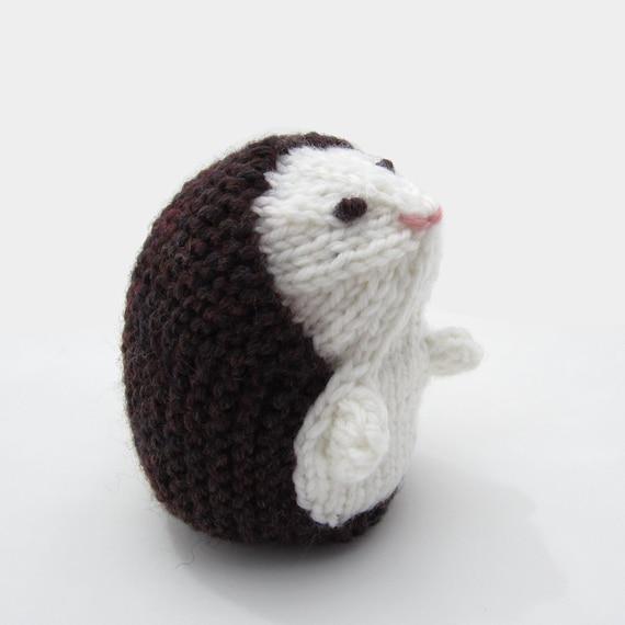 Tiny Toy Hedgehog