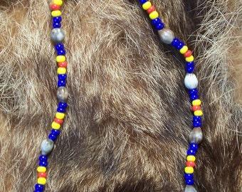 Corn Necklace Cherokee Tears Job's Tears Selu Necklace