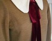 The Patti - 1960's DALTON Wool 2 Pc Outfit